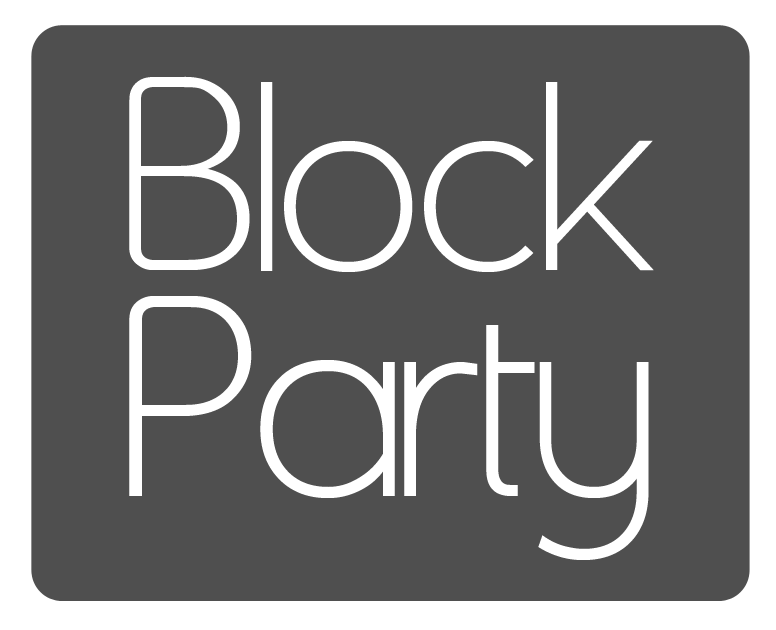 Clipart church block party. What s the point