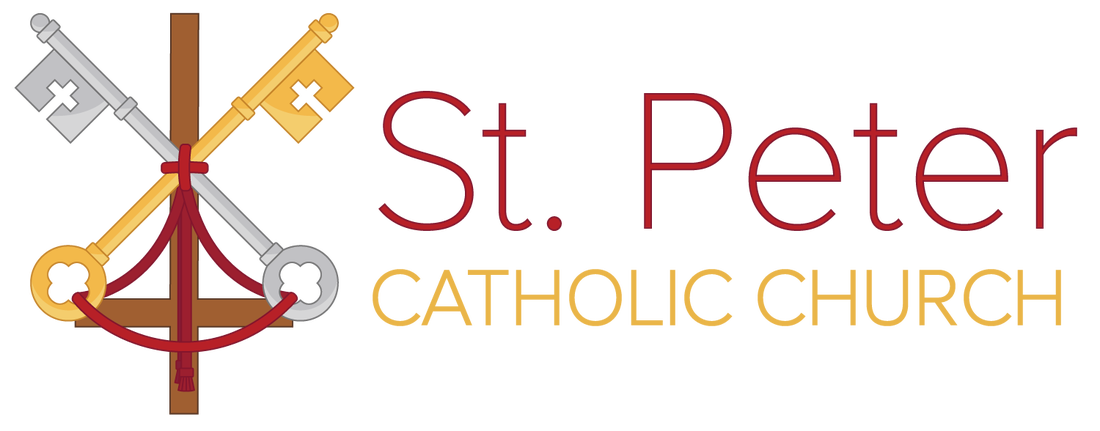 St peter catholic home. Lent clipart church bulletin