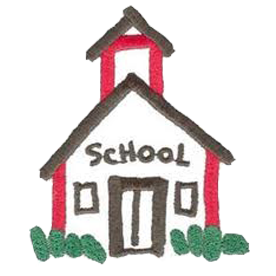 rosary huge freebie. Schoolhouse clipart preschool newsletter