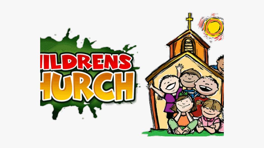 Children s free . Clipart church children's
