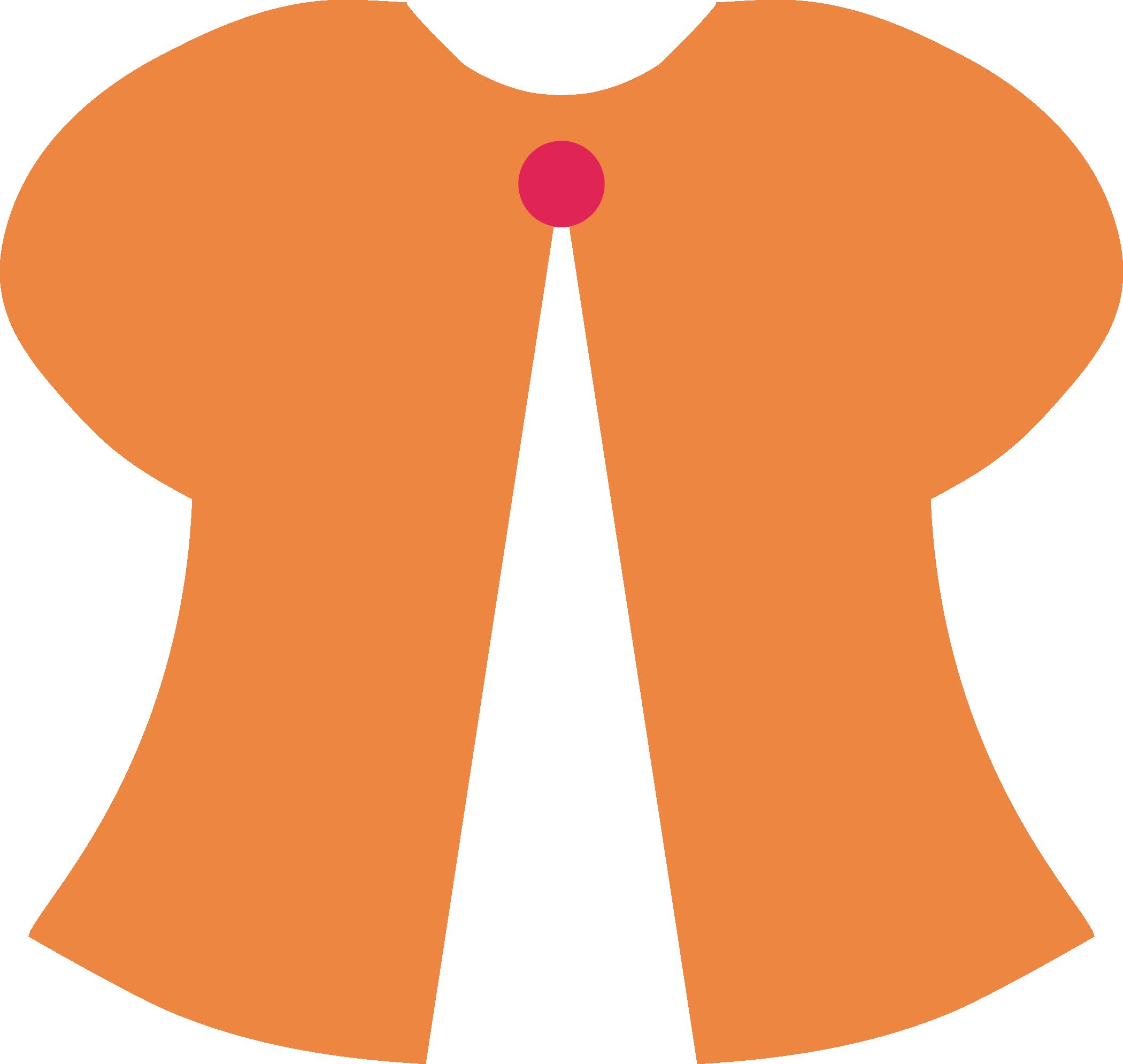 Planner clipart orange folder. Costura e roupas jwi