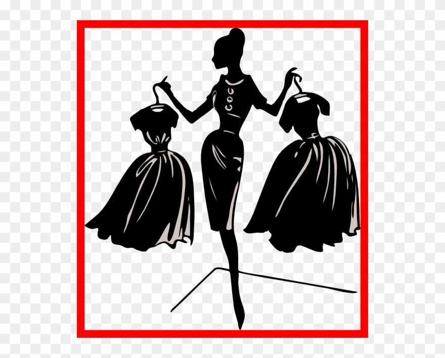 Clothing church clip art. Fashion clipart model