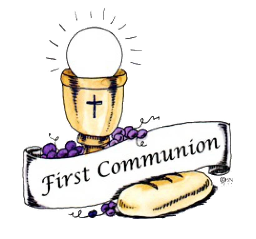 Grape clipart first communion. Holy immaculate conception parish