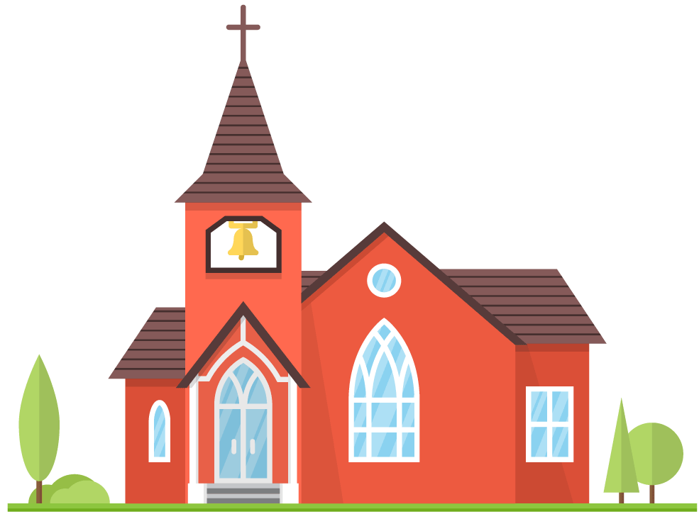 The buyer s guide. Clipart church early church