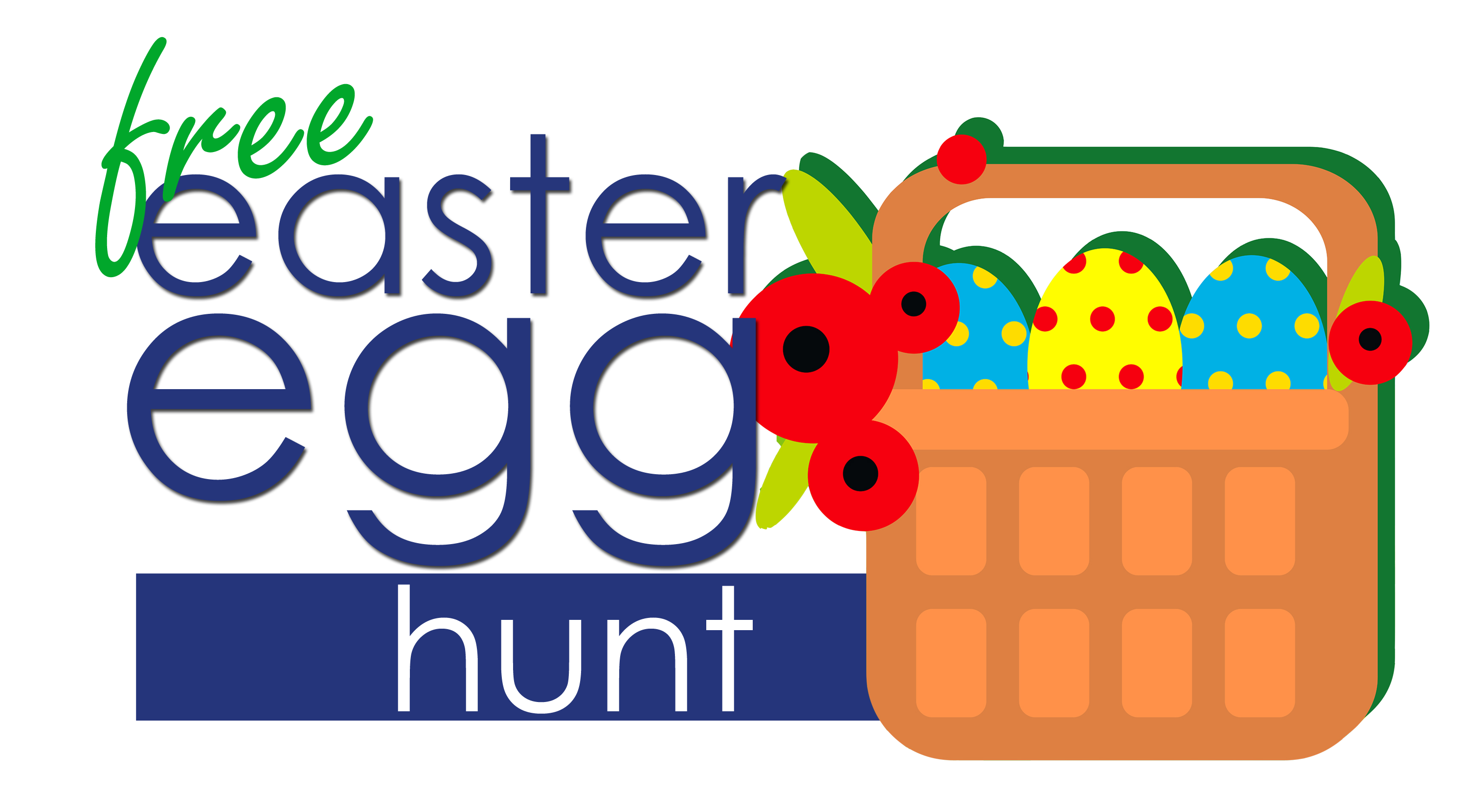 best easter egg. Hunting clipart two