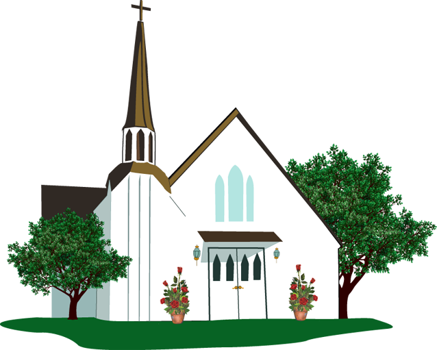 Winter clipart church. Religious christian images of