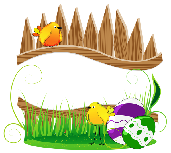 Clipart church fete. Easter decor png picture