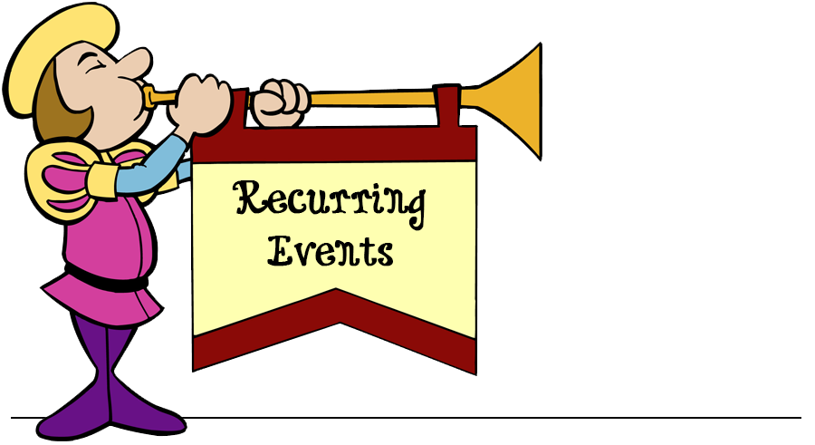 Funeral clipart event. Announcements first united methodist