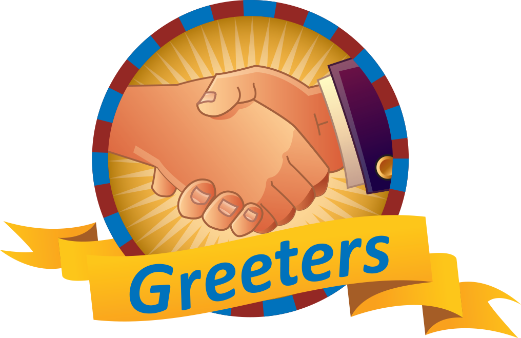 Mission clipart greeter.  collection of high