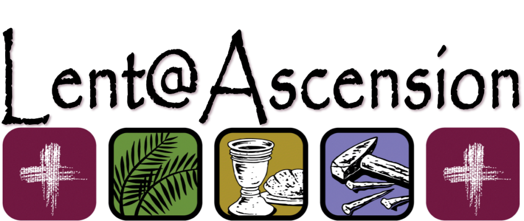Lent ascension of the. Clipart church hospitality