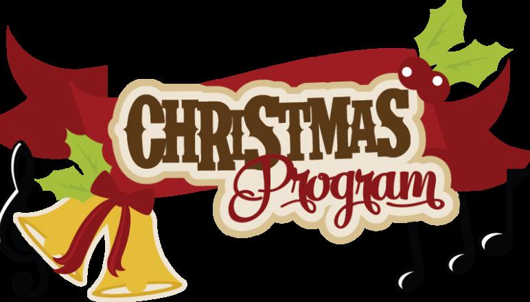 Rcca program pm performance. Musical clipart christmas