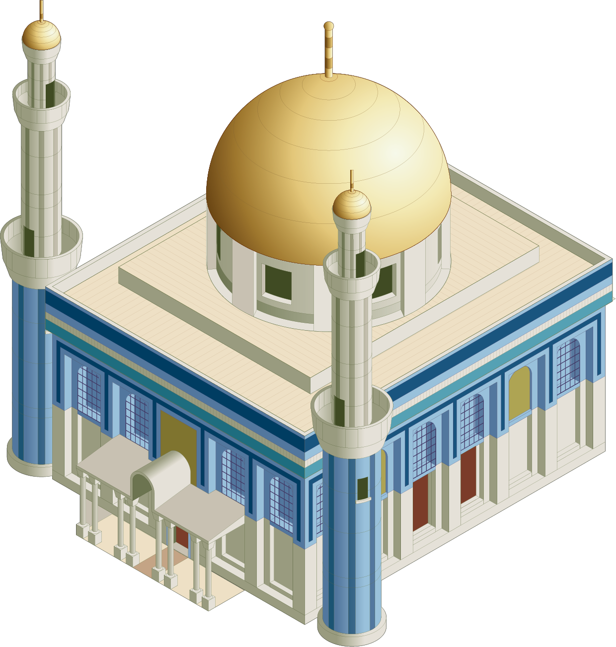 Mosque clipart mosque dome, Mosque mosque dome Transparent FREE for