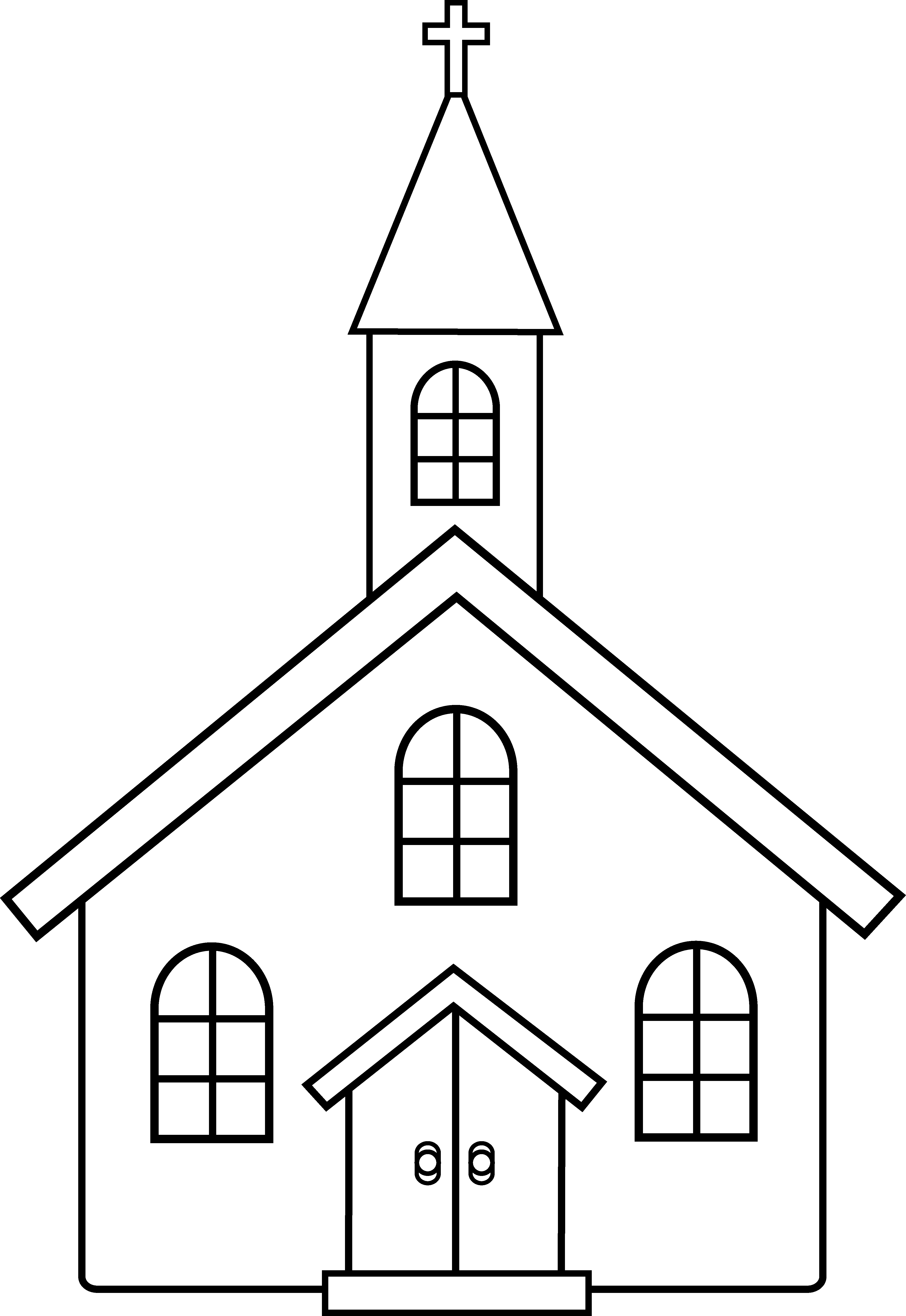 Black worship . Photo clipart church