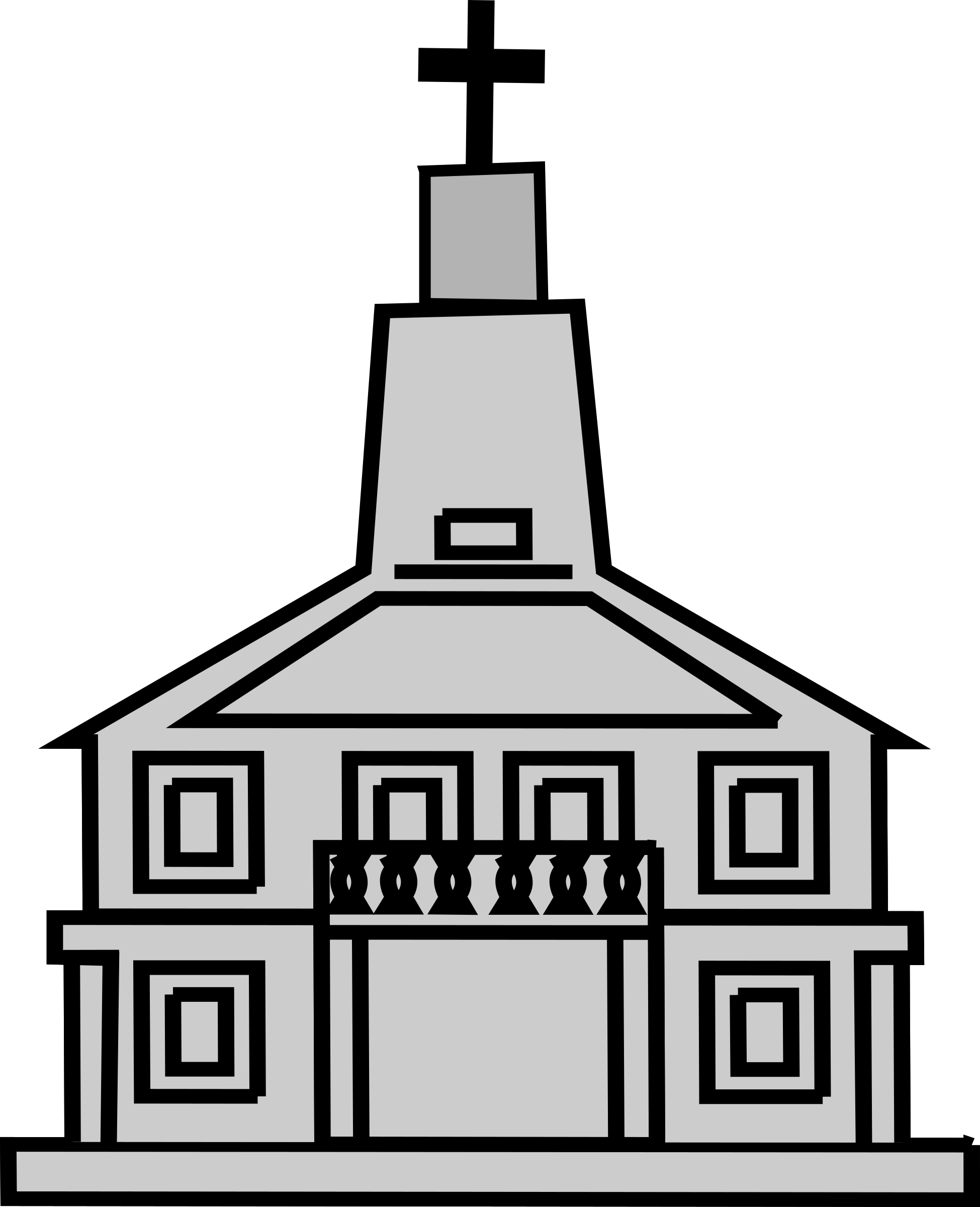 I Clipart Church I Church Transparent FREE For On