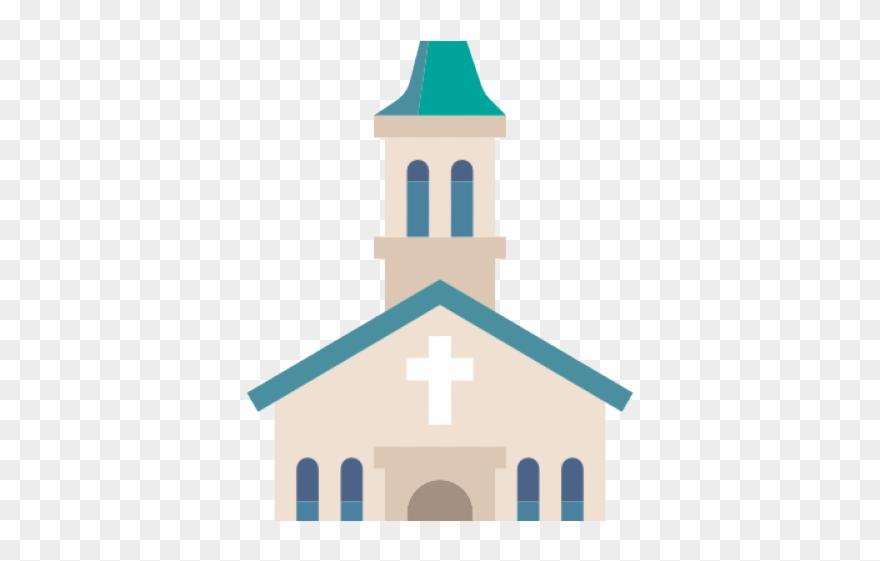 Mission capillas en png. Missions clipart protestant church