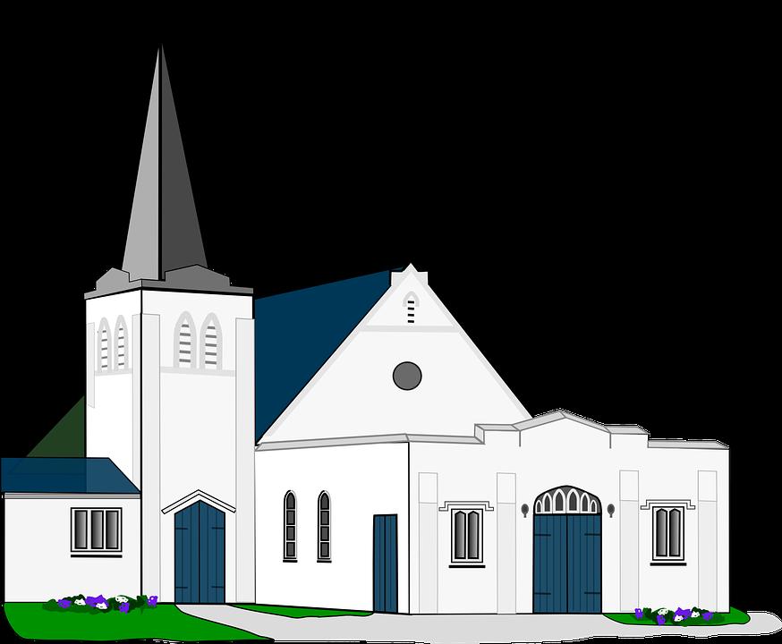 Clipart church winter. Place free vector robertomattnico