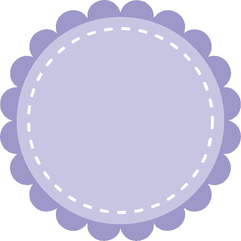 Frames scalloped gr tis. Communion clipart lavender