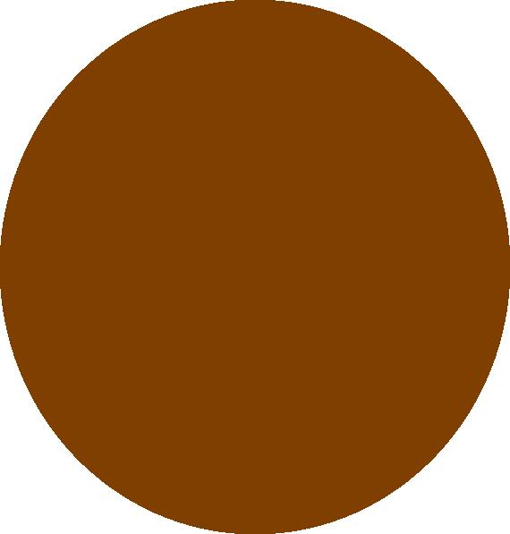Small dot clip art. Clipboard clipart brown