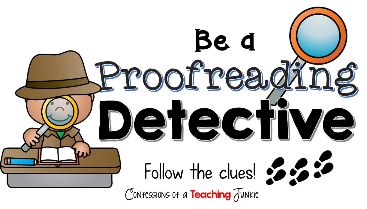 Confessions of a teaching. Clipart teacher detective