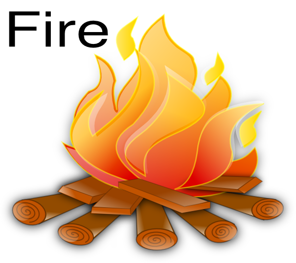 Clipart flames square. Fire clip art at