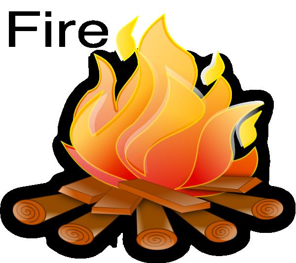 thumb clipart fire