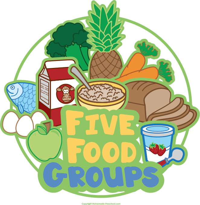 Food groups jorge pita. Meal clipart diet