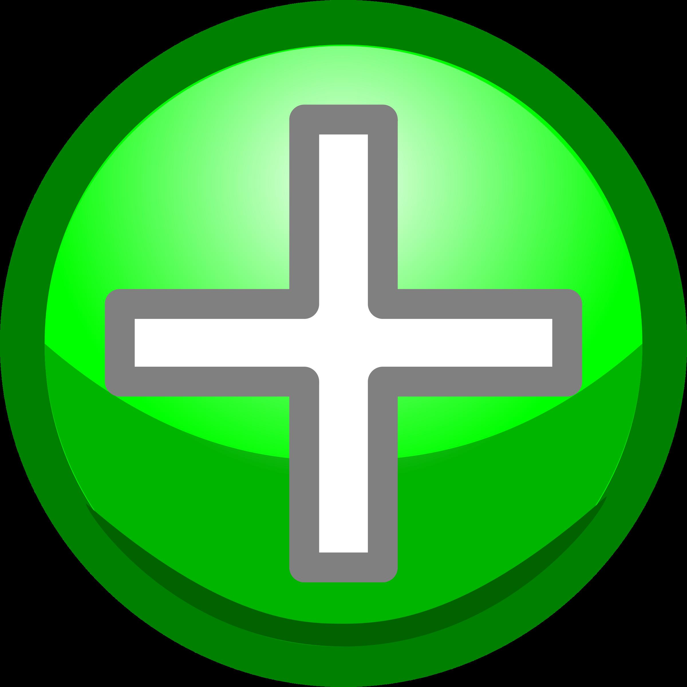 Clipart circle green. Plus big image png