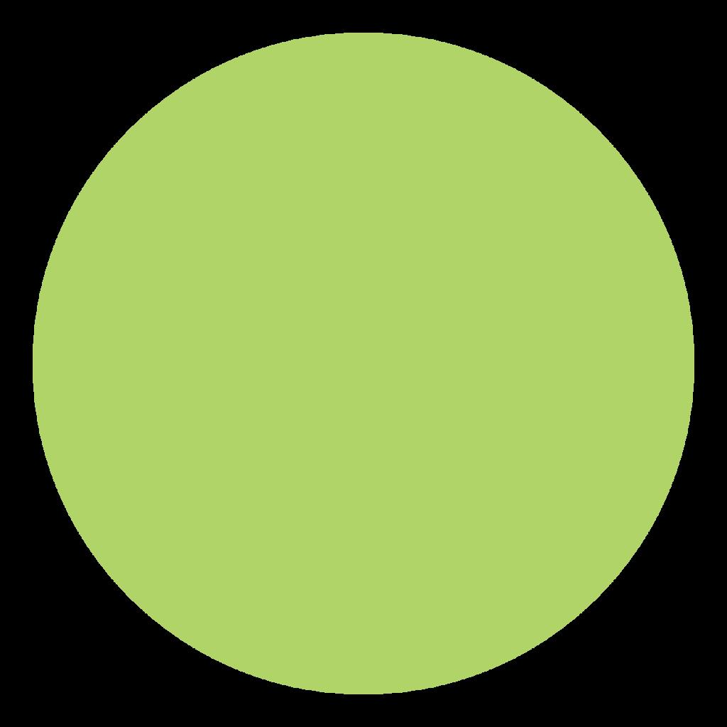 Clip art clipartix. Clipart circle green