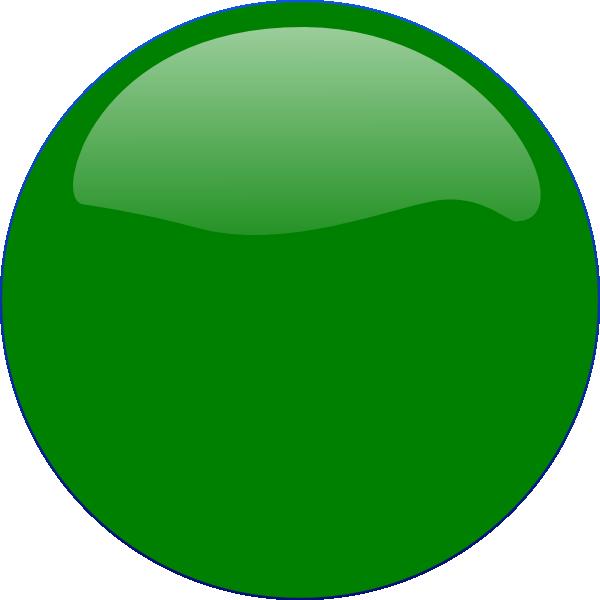 Icon clip art at. Clipart circle green