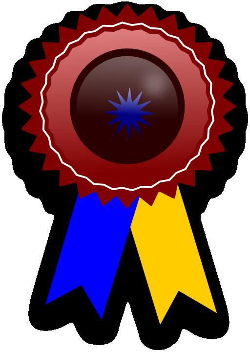 Award i royalty free. Clipart circle ribbon