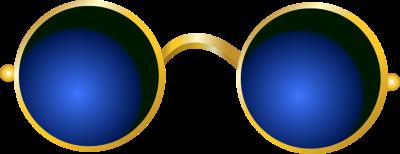 Clipart sunglasses retro sunglasses. Round glasses free download