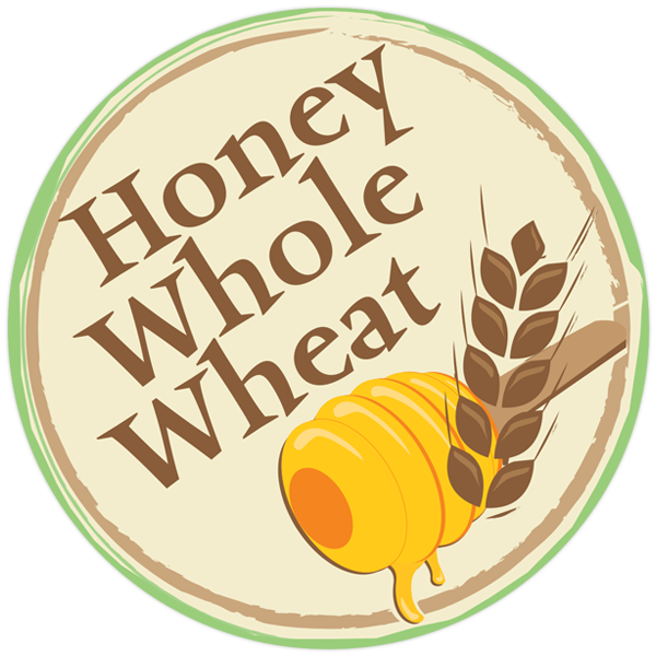 Wheat clipart circle. Round labels label
