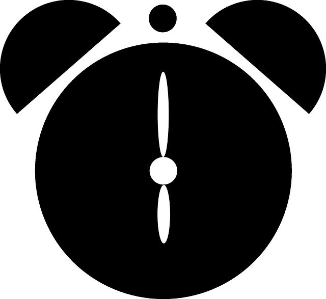 Alarm clock clip art. Clocks clipart 6 am