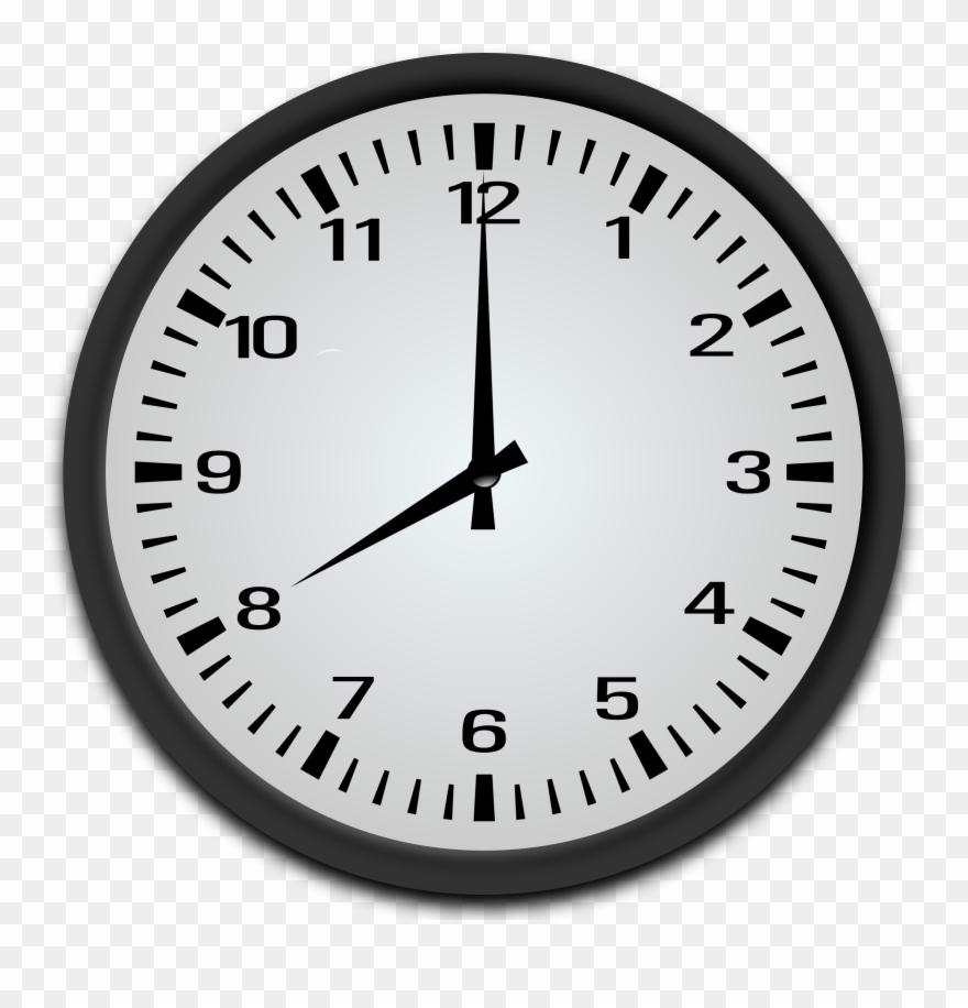 Clock clipart 7 o clock. Clip art transparent download