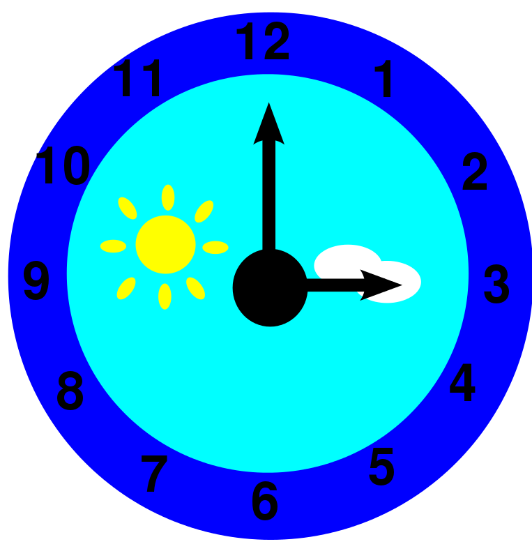 Free image of download. Clipart clock 7 o clock
