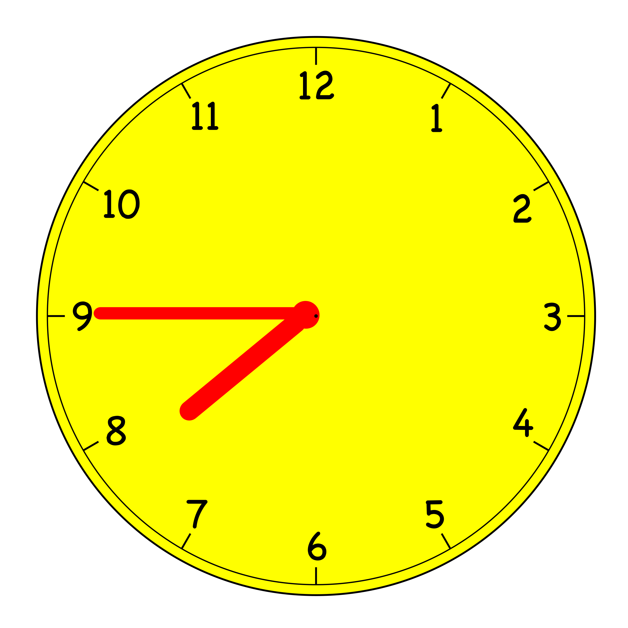 Big image png. Clock clipart house
