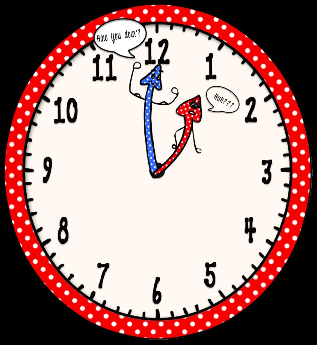 The teacher new stuff. Clipart clock 8 am