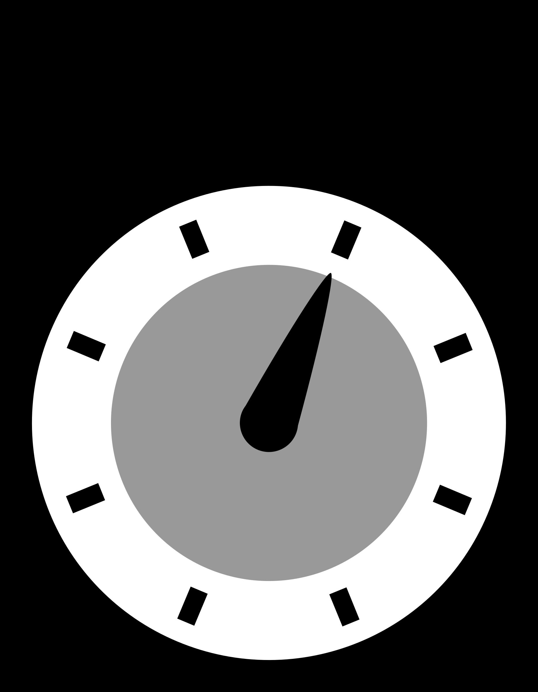 Clock big image png. Clocks clipart alarm