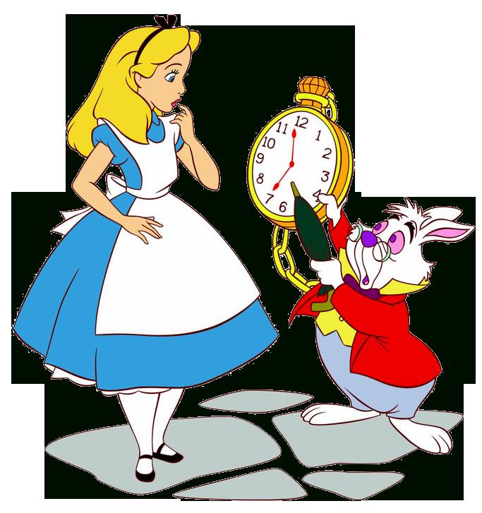 Disney clipart white rabbit, Disney white rabbit ...