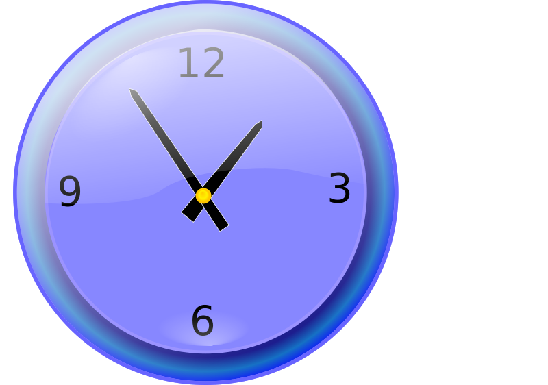 Analog medium image png. Clipart clock animated gif