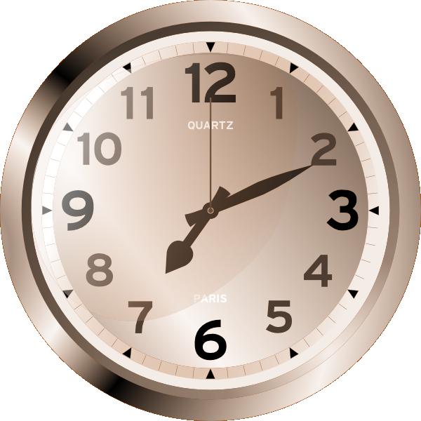 Analog clip art at. Clipart clock animated gif