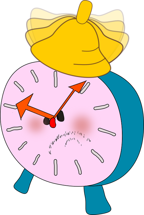 Tired clipart clock. Clip on alarm group