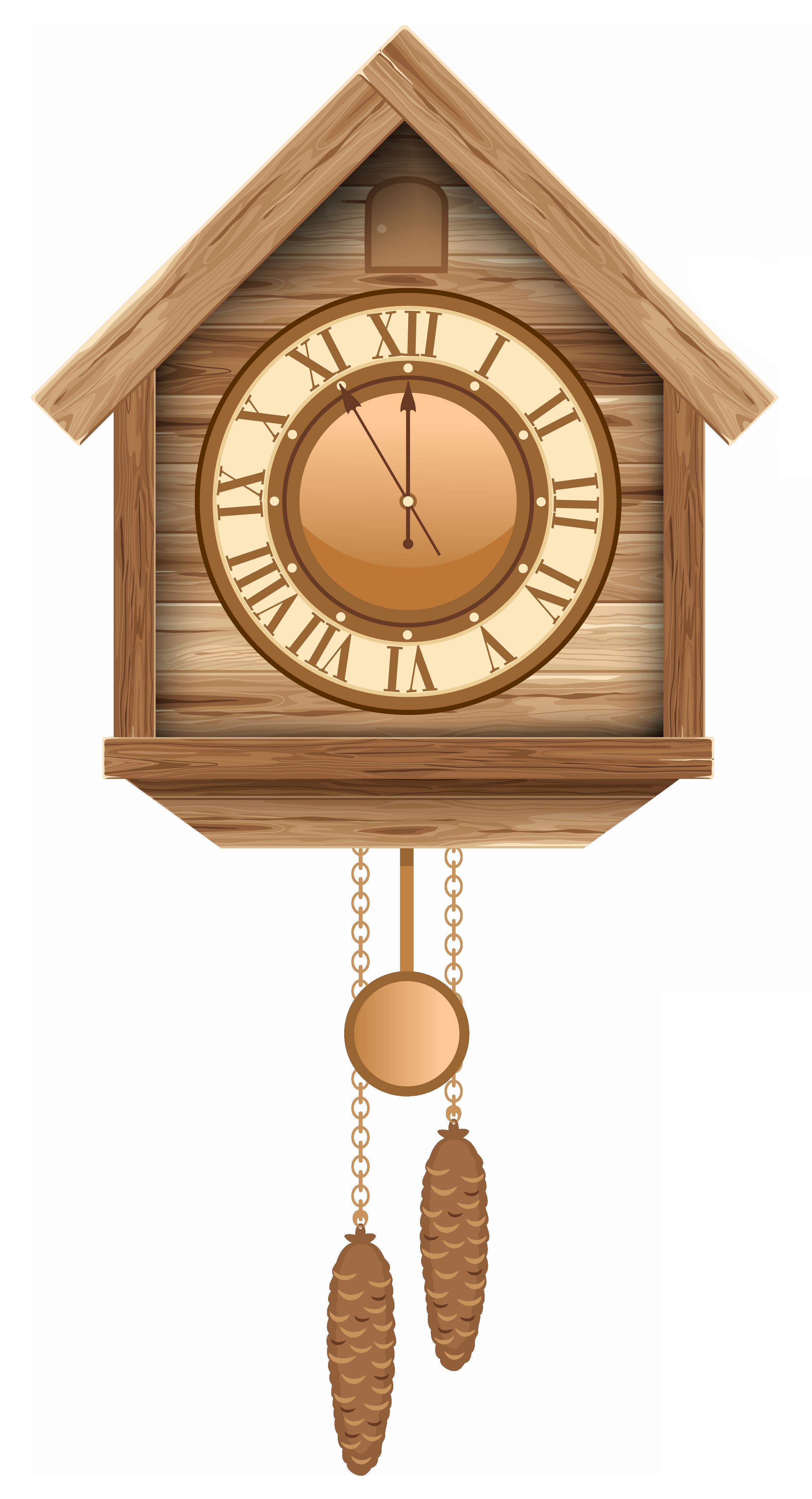 Clock clipart house. Cuckoo png clip art