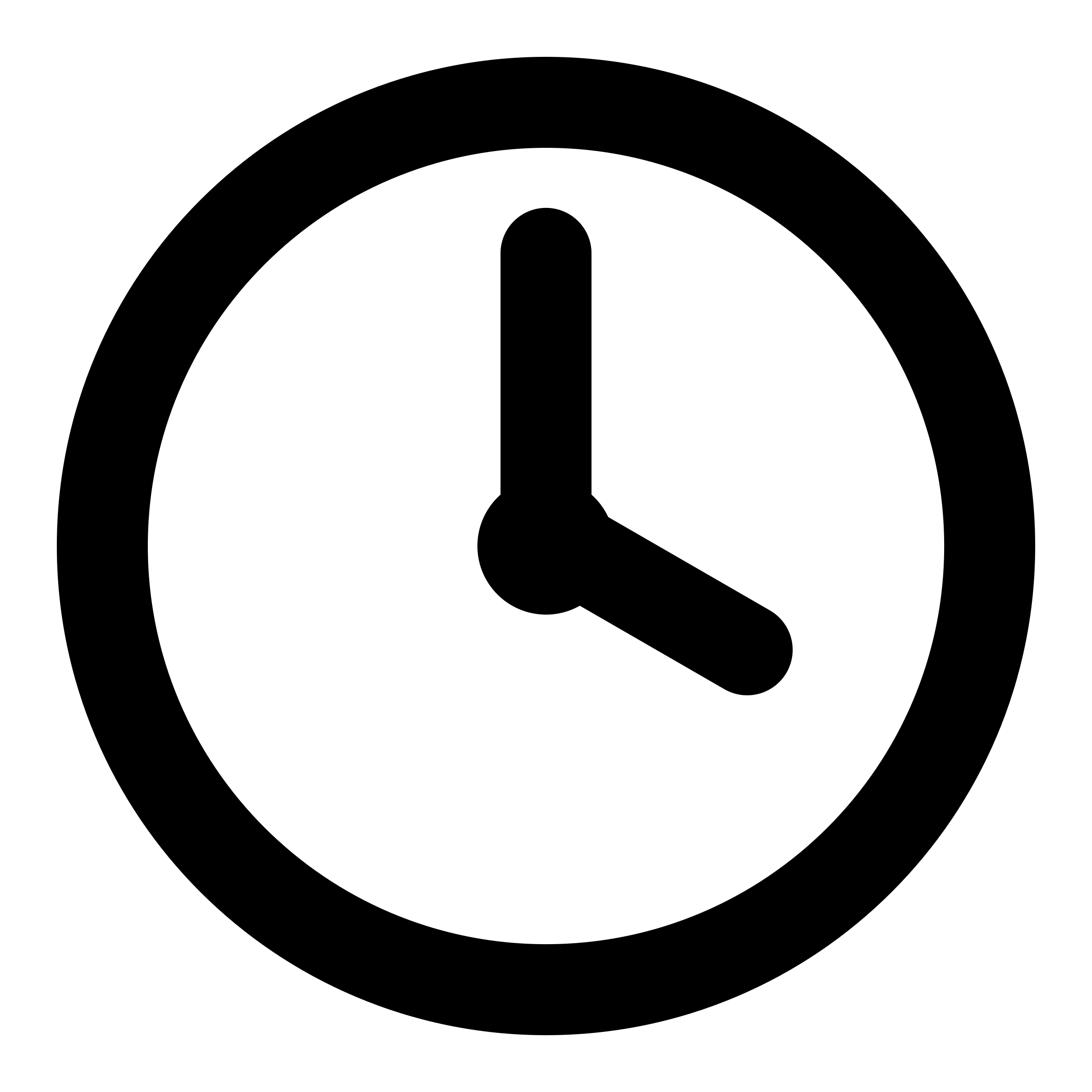 Clock clipart number.  collection of black