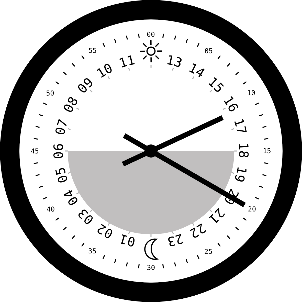 Clocks clipart black and white. Wall clock images home