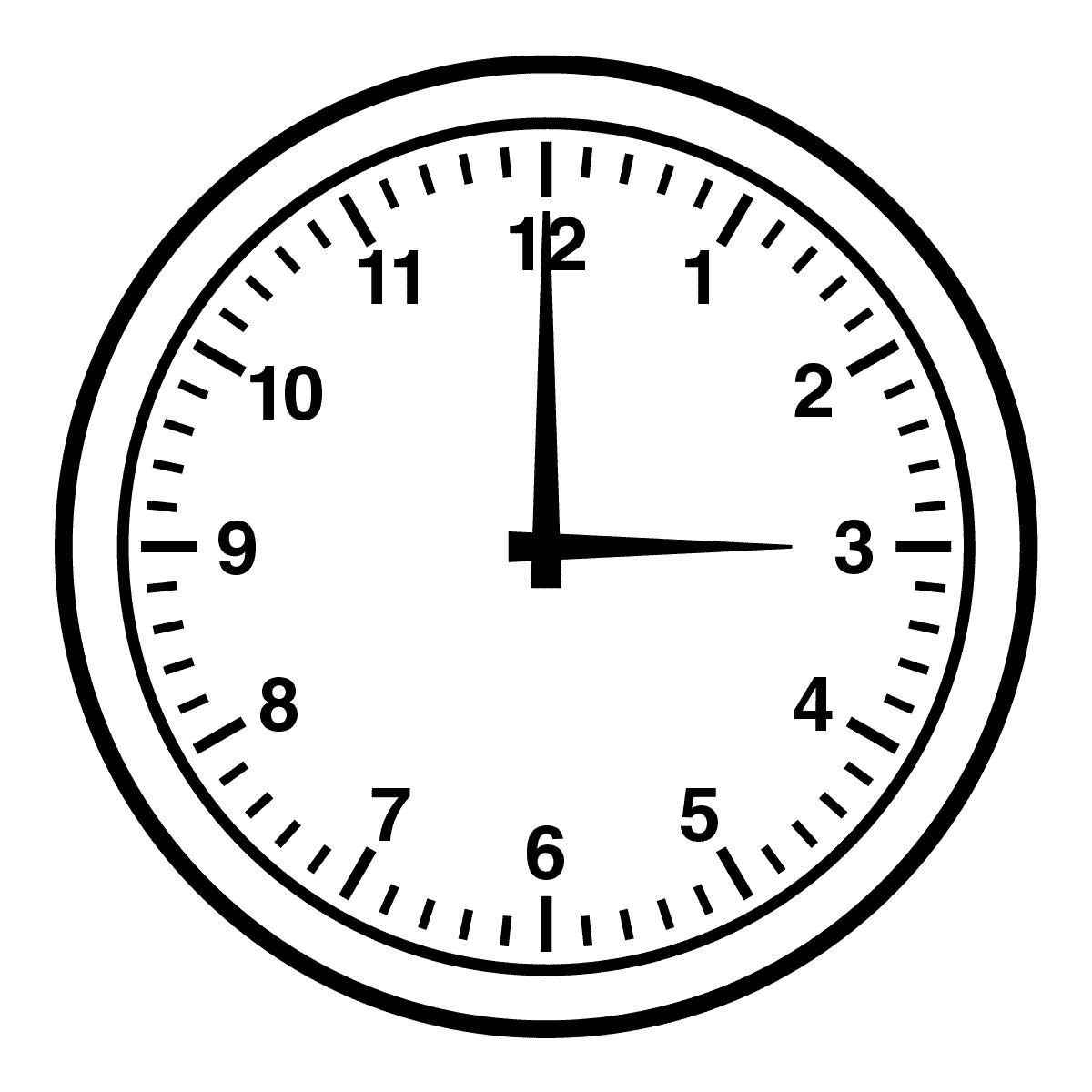 Clock clip art panda. Clocks clipart black and white