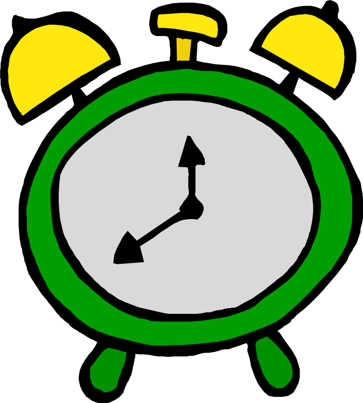 Clock pm pencil and. Clocks clipart half past