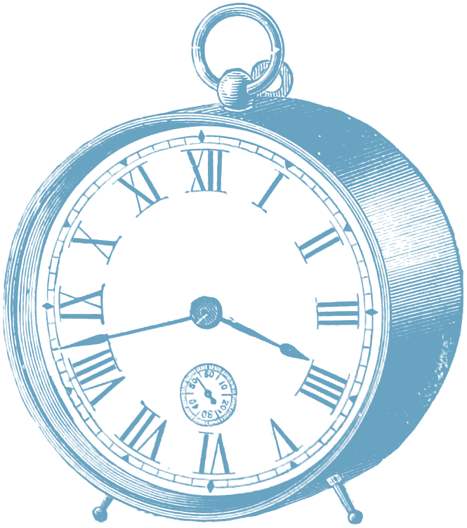 Free clip art images. Clipart clock blue