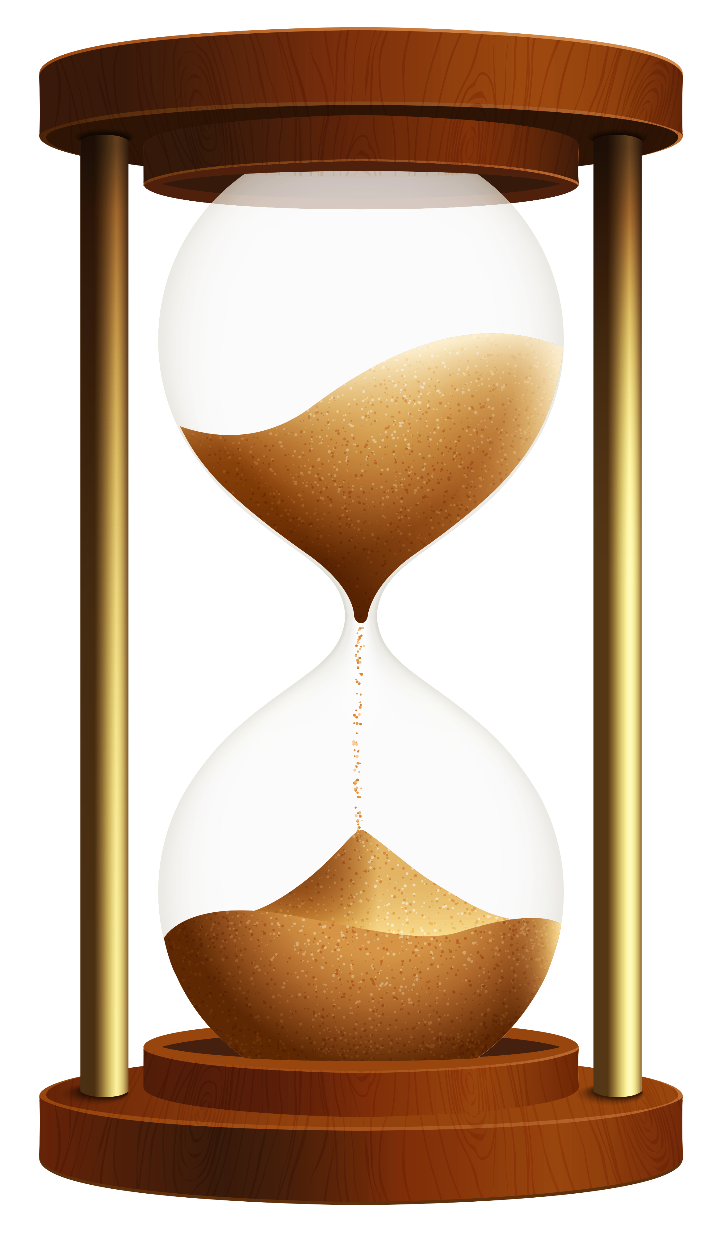 Sand clock png best. Hourglass clipart egg timer