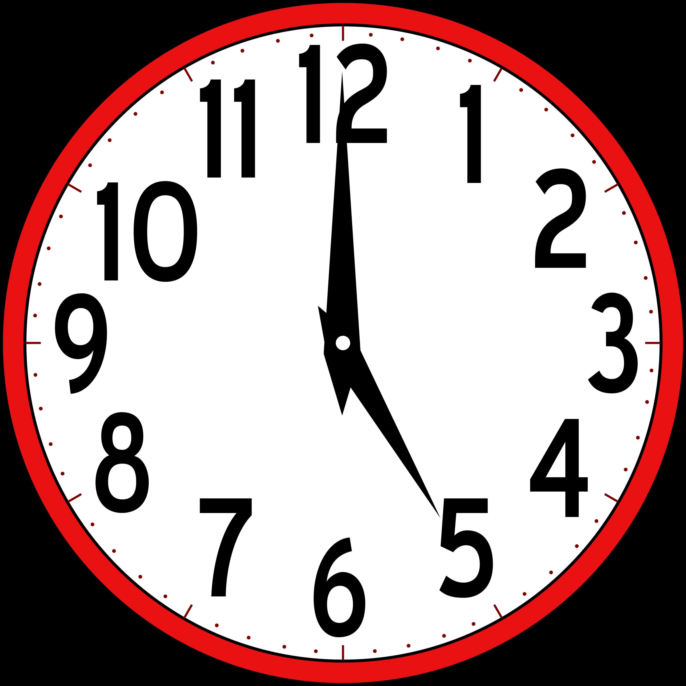 clock clipart 8pm